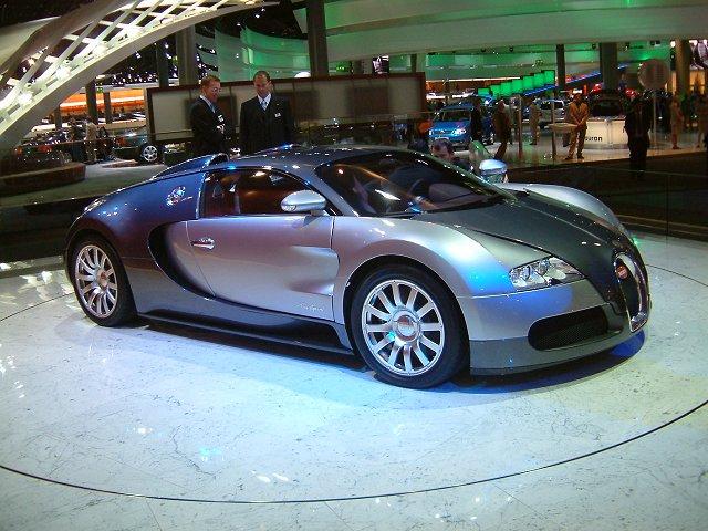 Bugatti Car Price >> 2004 Bugatti EB 16/4 Veyron Image