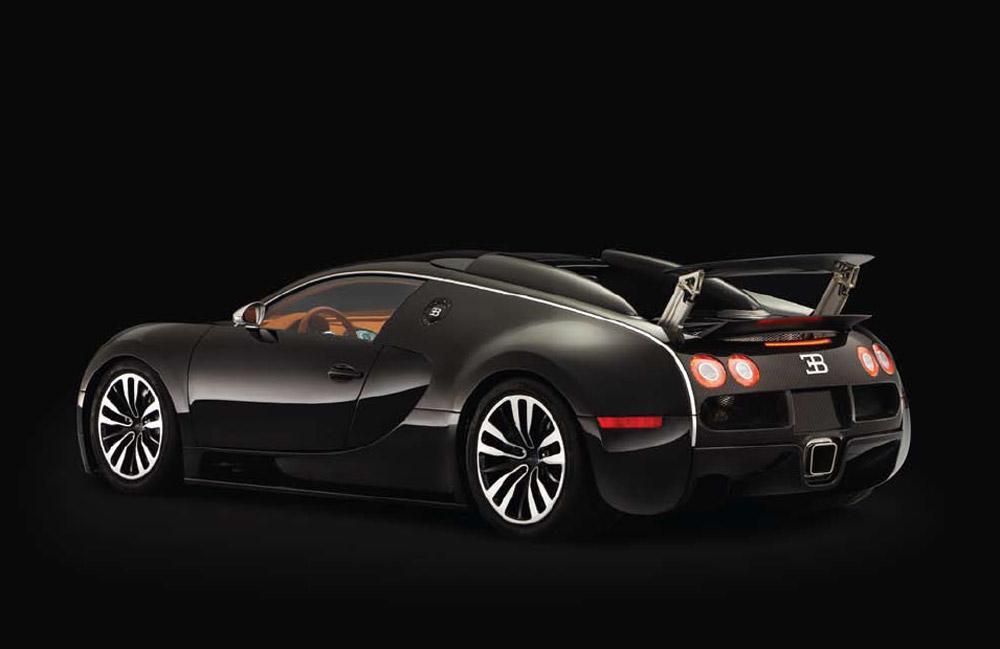 2008 Bugatti Veyron Sang Noir Image