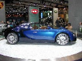 2000 Bugatti EB 18/4 Veyron pictures and wallpaper