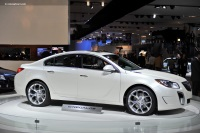 2012 Buick Regal GS image.