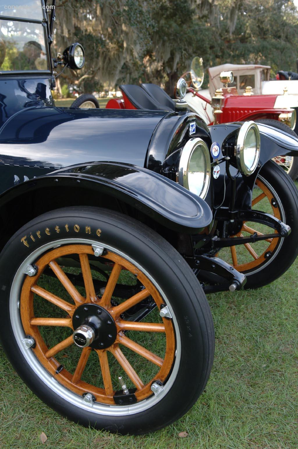 1915 Buick C 25 Image