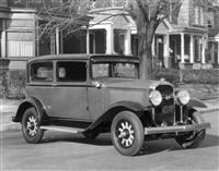 1931 Buick Series 50 image.