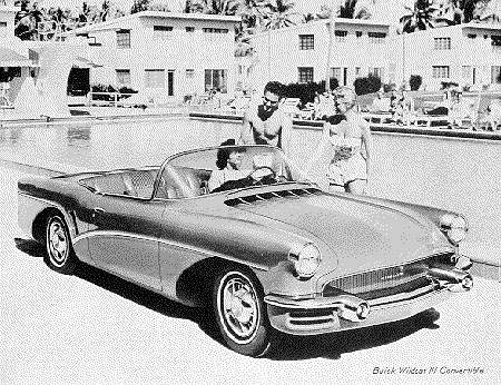 Buick Wildcat III Concept pictures and wallpaper