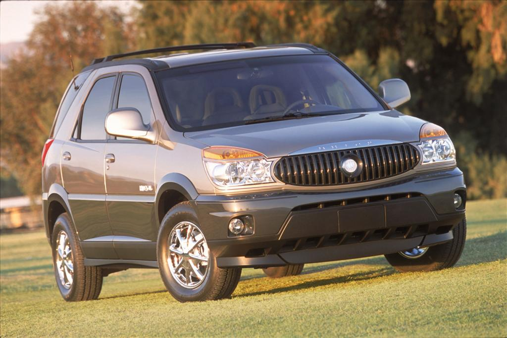 2002 buick rendezvous pictures history value research. Black Bedroom Furniture Sets. Home Design Ideas