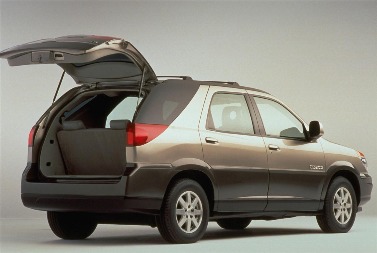 2002 buick rendezvous image. Cars Review. Best American Auto & Cars Review