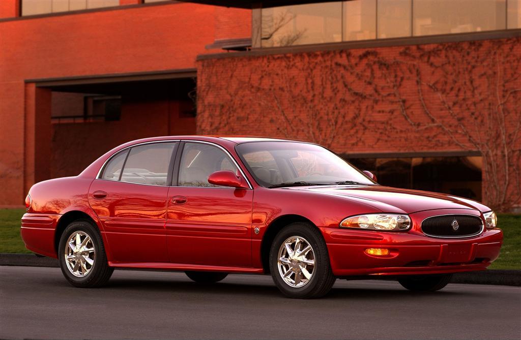 Buick Lesabre Sedan Image on 2004 Buick Lesabre S