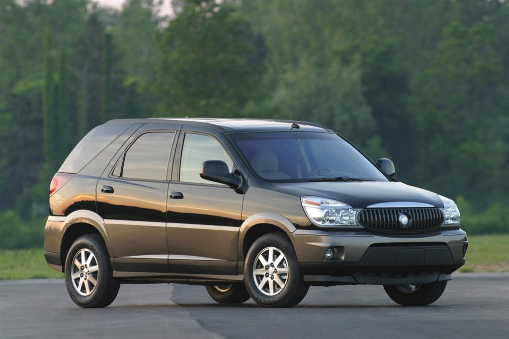 2004 buick rendezvous pictures history value research. Cars Review. Best American Auto & Cars Review