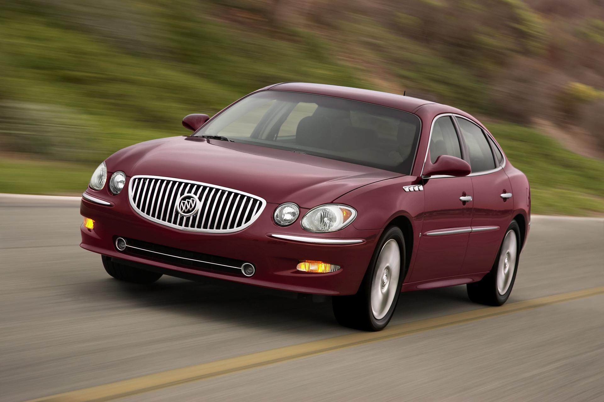 2009 Buick Lucerne Cxl >> 2009 Buick LaCrosse - conceptcarz.com