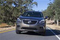 2016 Buick Envision image.