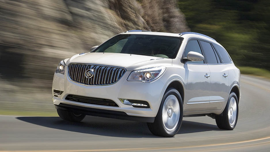 2017 buick enclave technical specifications and data. Black Bedroom Furniture Sets. Home Design Ideas