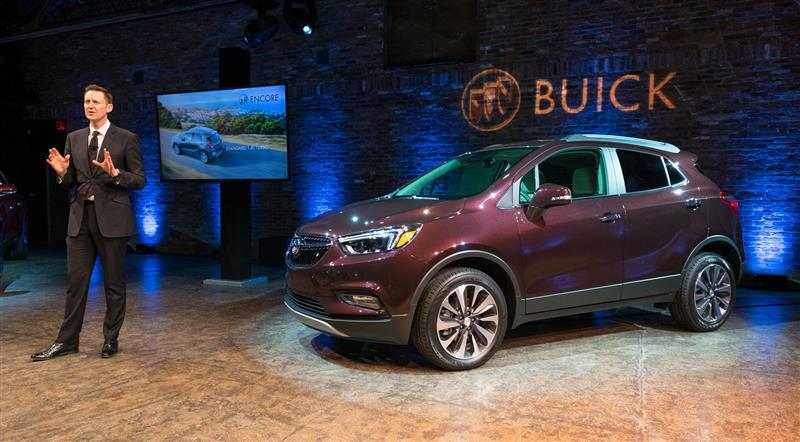 2017 Buick Encore Image
