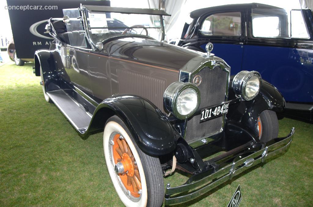 1926 Buick Master Six Conceptcarz Com