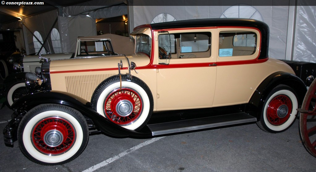 1930 Buick Series 60 Pictures History Value Research