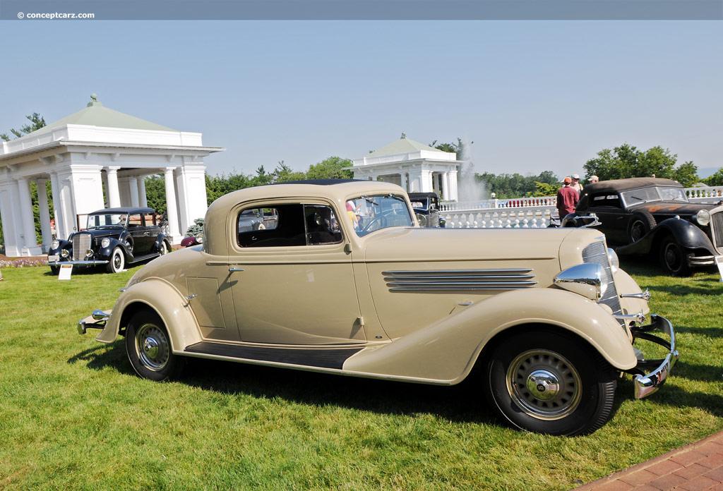1934 Buick Model 90 Conceptcarz