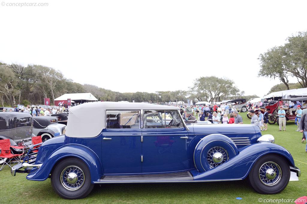 1934 Buick Model 90 photos
