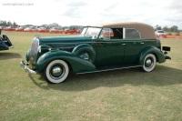 1936 Buick Series 80 Roadmaster image.
