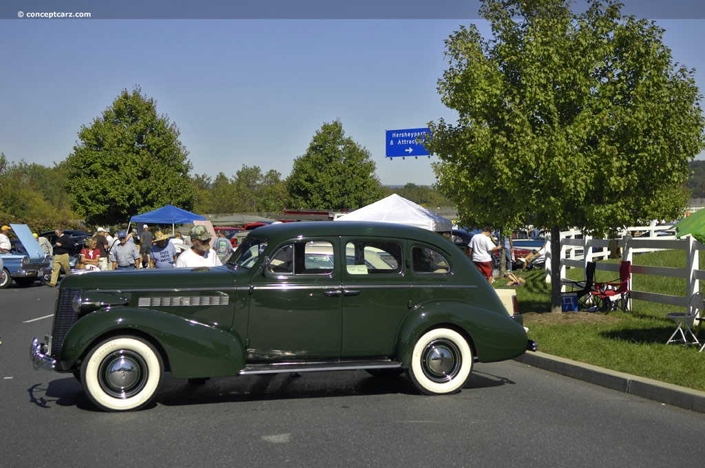 Note the images shown are representations of the 1937 buick series 40