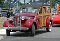 1938 Buick Series 60 Century image.