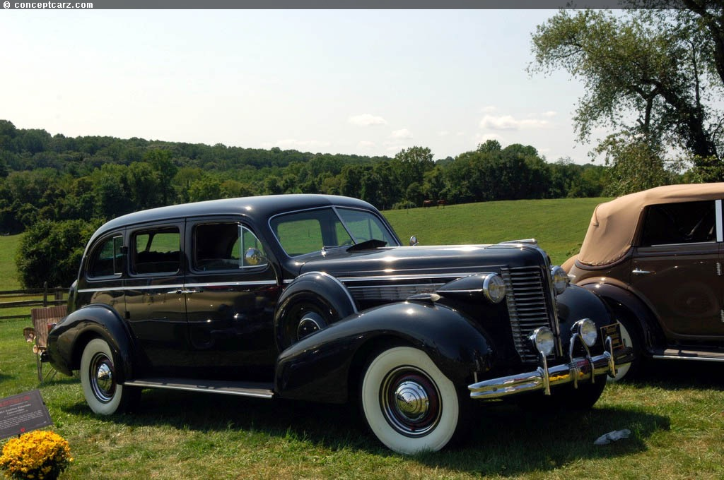 1938 Buick Series 90 Limited Conceptcarz Com