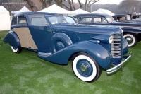 1938 Buick Series 80 Roadmaster image.