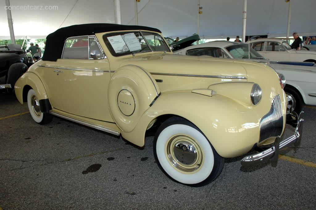 1939 Buick Century Conceptcarz Com