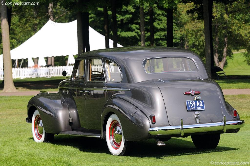 1940 Buick Special Series 40 - conceptcarz.com