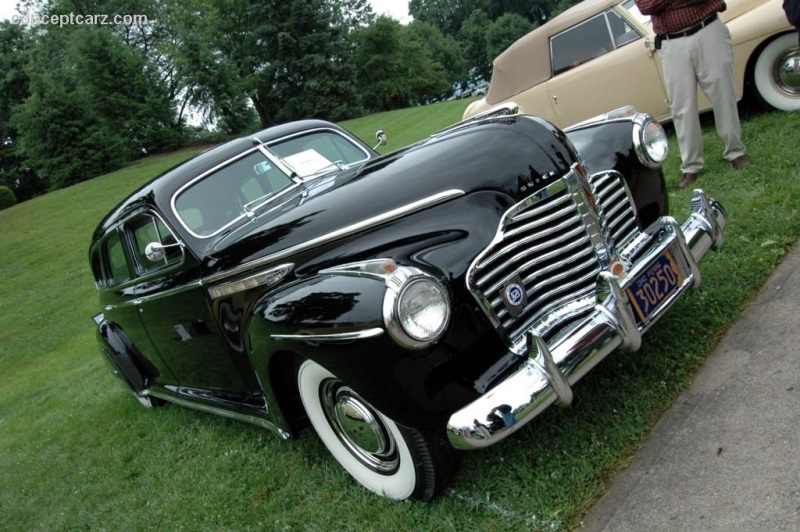 1941 Buick Series 90 Limited Image