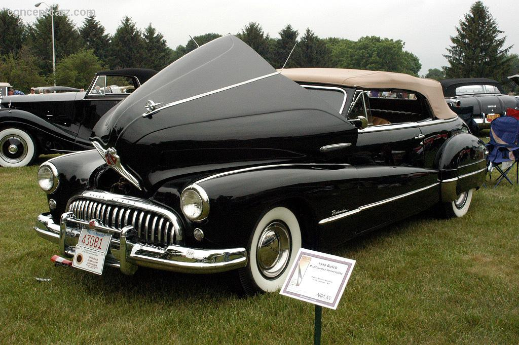 Auction Results And Data For 1948 Buick Series 70