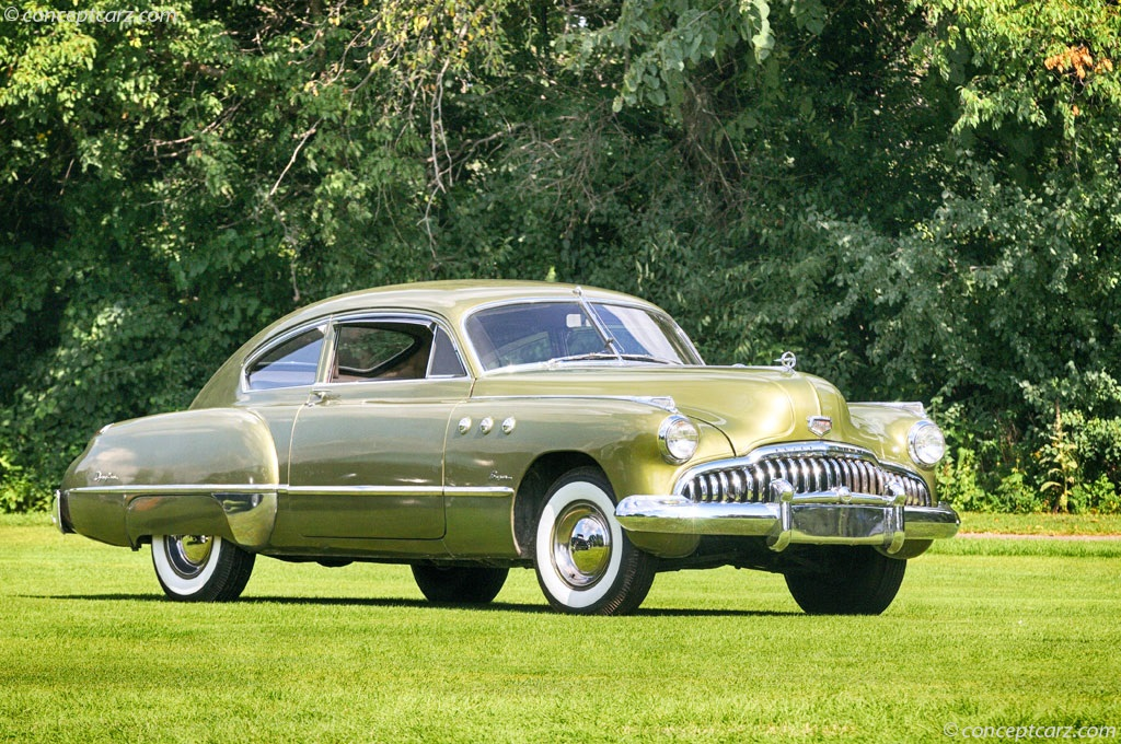 Auction Results And Data For 1949 Buick Series 50 Super