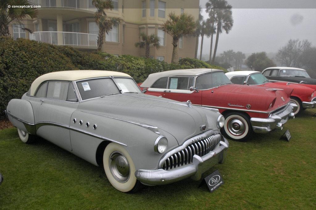 1949 Buick Series 70 Roadmaster Conceptcarz Com