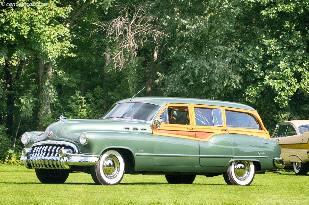 Auction Results And Data For 1950 Buick Series 50 Super