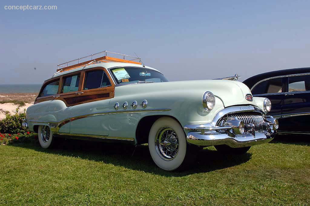 1951 Buick Roadmaster Series 70 Conceptcarz Com