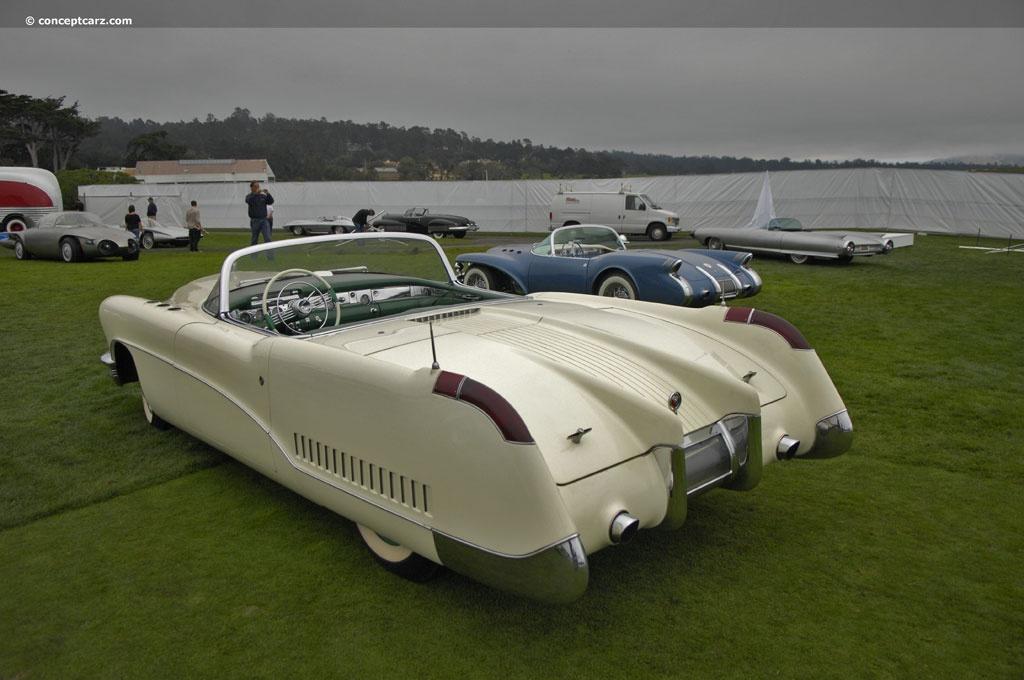 1953 Buick Wildcat I Conceptcarz Com