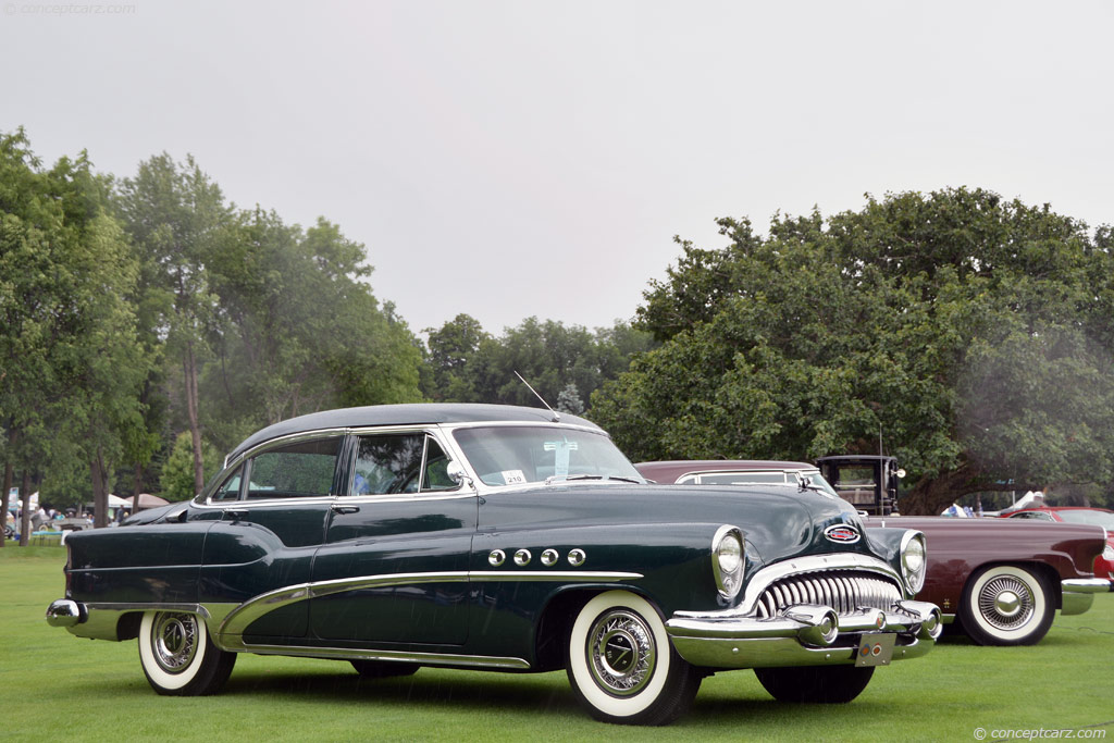 1953 Buick Series 70 Roadmaster Images Photo 53 Buick