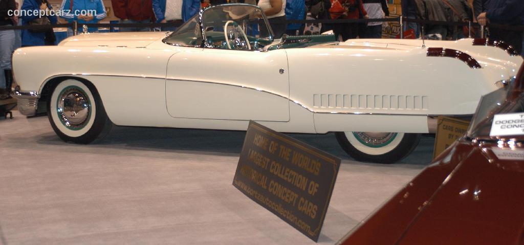 1953 Buick Wildcat I Image