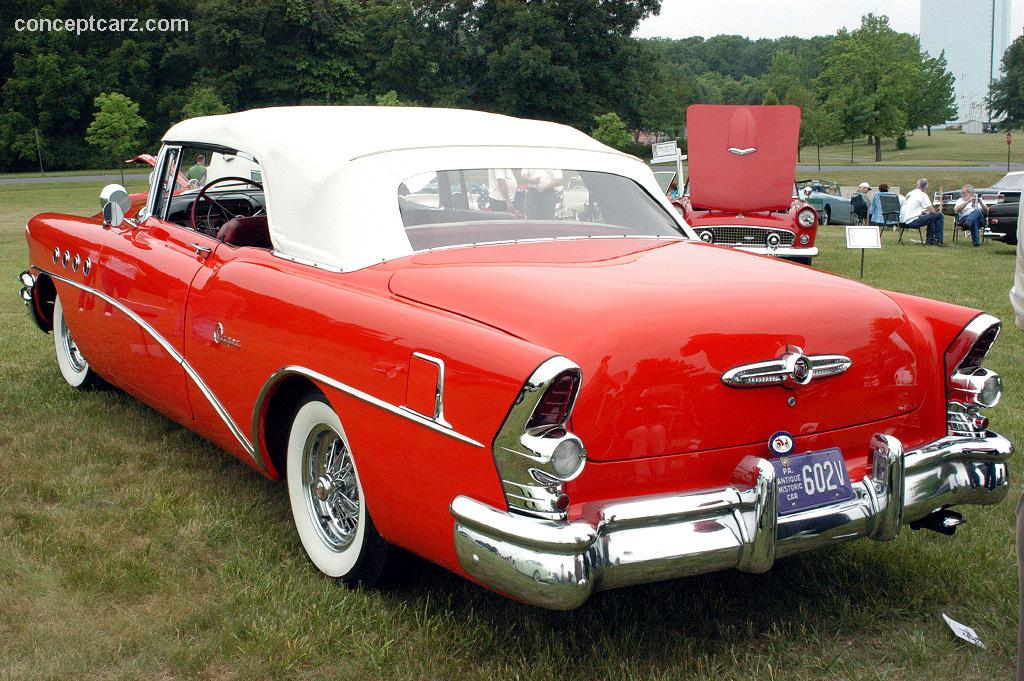 1955 Buick Super Series 50 Image