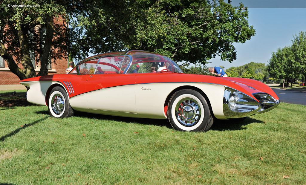 1956 Buick Centurion Concept Image