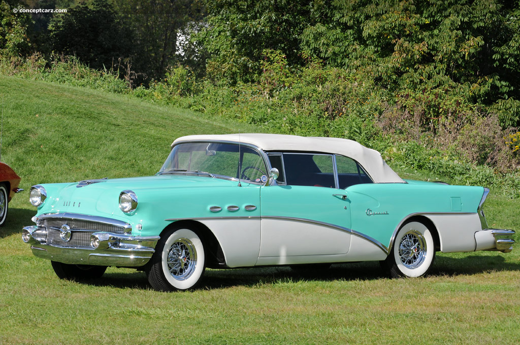 1956 buick series 40 special pictures history value. Black Bedroom Furniture Sets. Home Design Ideas