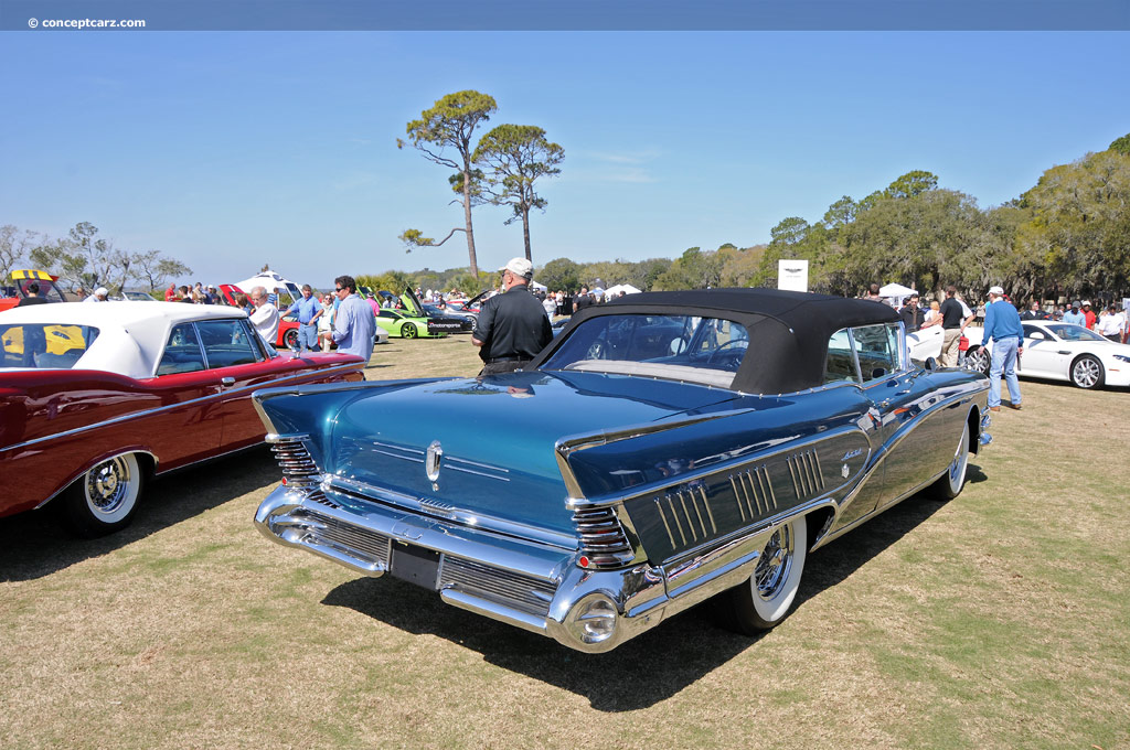 1958 buick series 700 limited event amelia island concours d