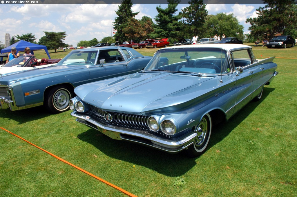 Auction Results And Data For 1960 Buick Lesabre Lesabre