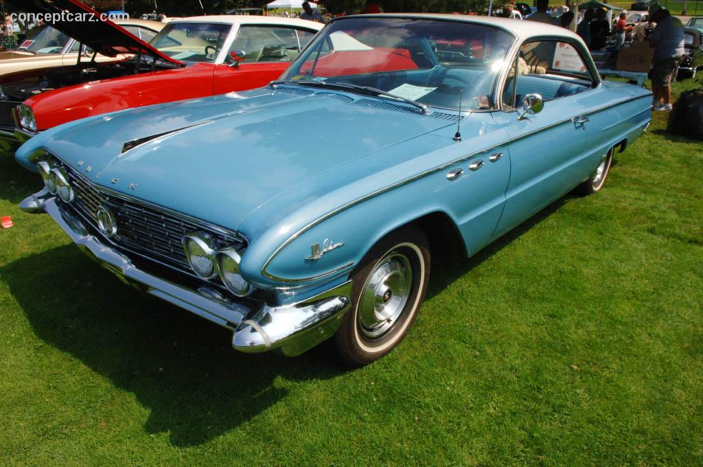 Auction Results And Data For 1961 Buick Lesabre