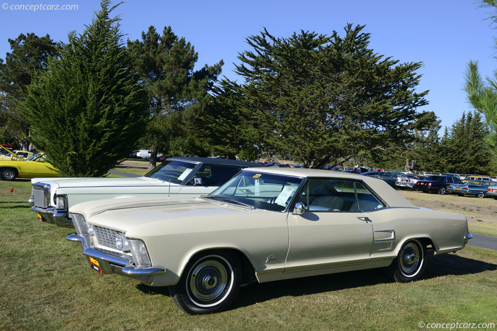 Buick Riviera pictures and wallpaper