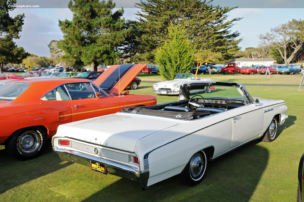 1963 Buick Special Series 4000 Technical Specifications