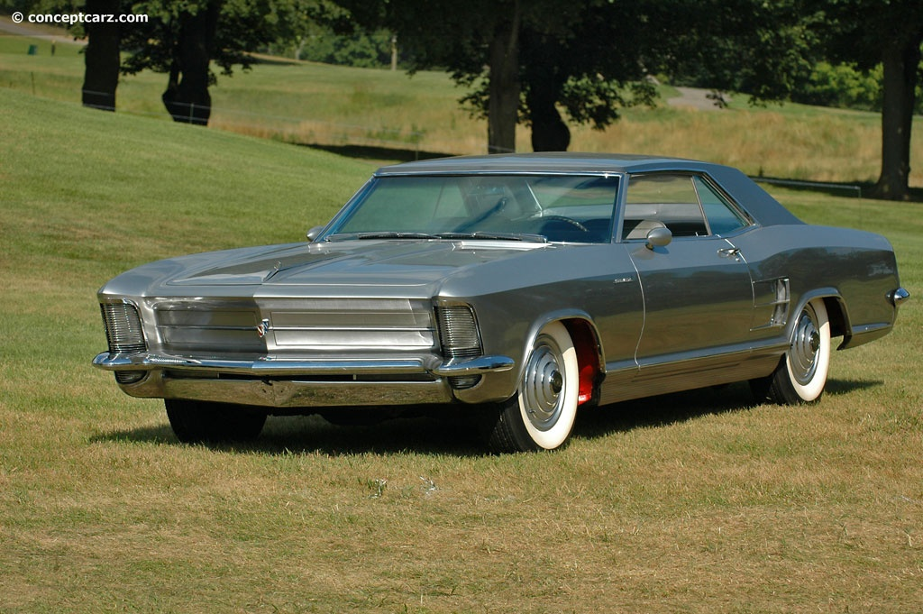 1963 buick riviera silver arrow i image. Black Bedroom Furniture Sets. Home Design Ideas