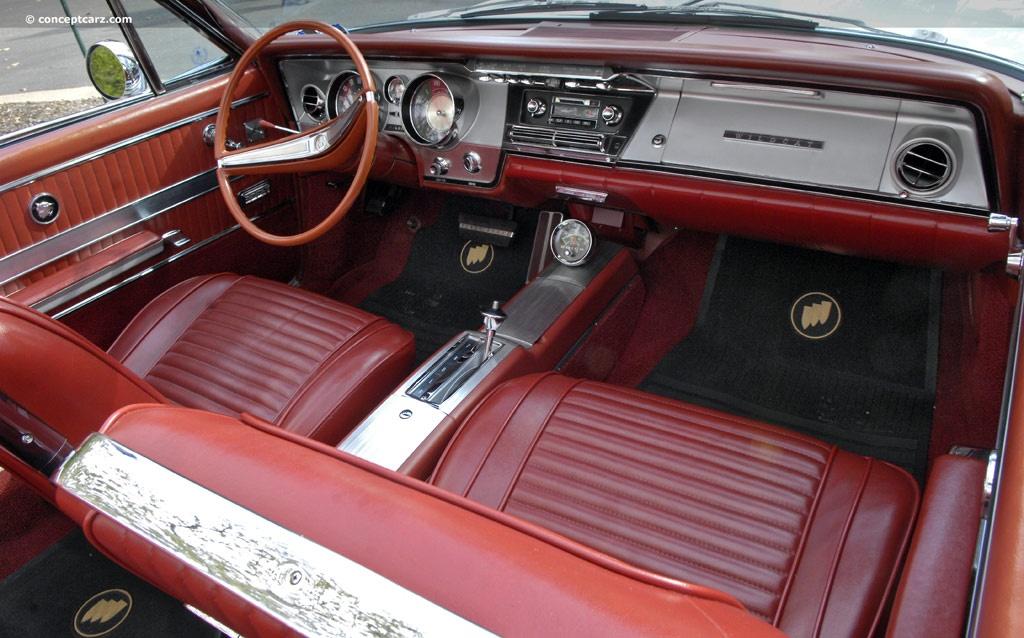 1963 Buick Wildcat Series 4600 | Conceptcarz.com