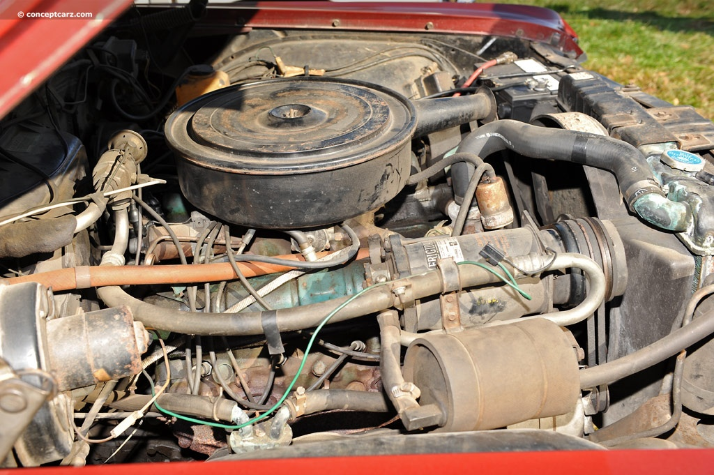 1976 buick electra weight loss