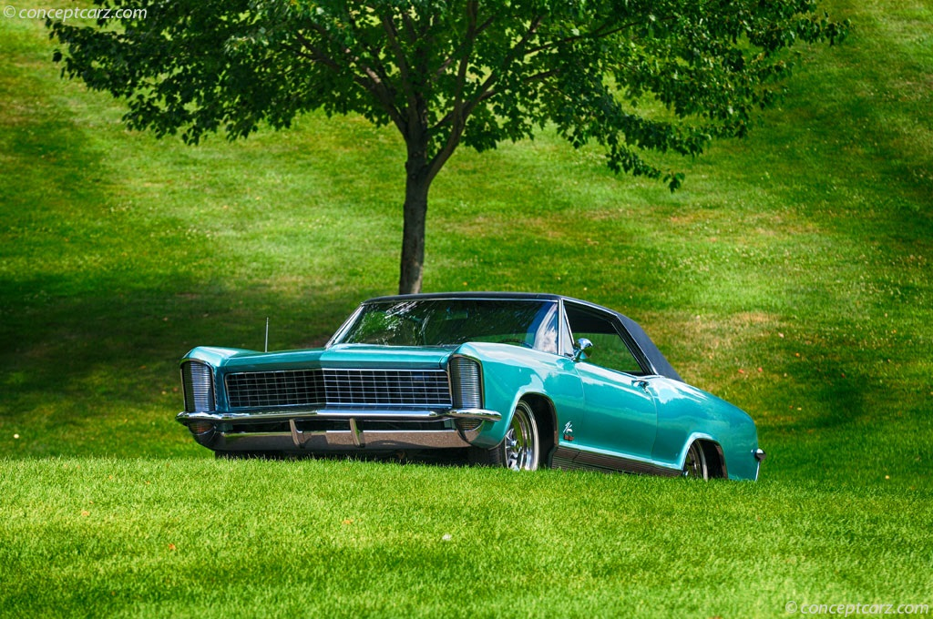 Auction Results And Data For 1965 Buick Riviera