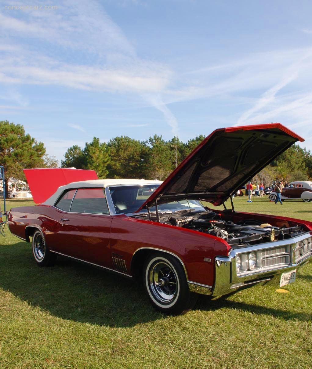 1969 Buick Electra 225 For Sale: 1969 Buick Wildcat Image