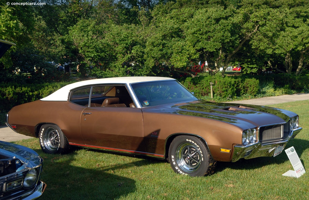 Craigslist Find: Musuem Piece Quality 1970 Buick Gran Sport Stage ...