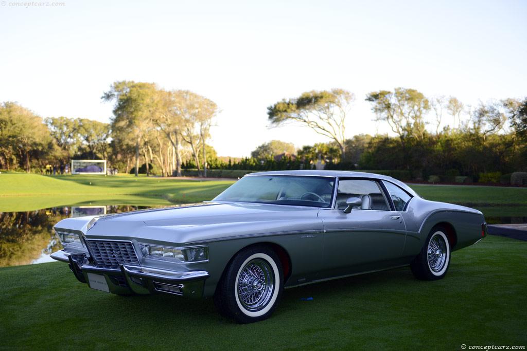 1971 Buick Riviera Silver Arrow Iii Conceptcarz Com